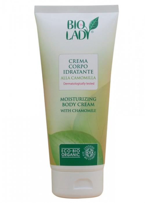 BIO LADY - Crema corpo Idratante
