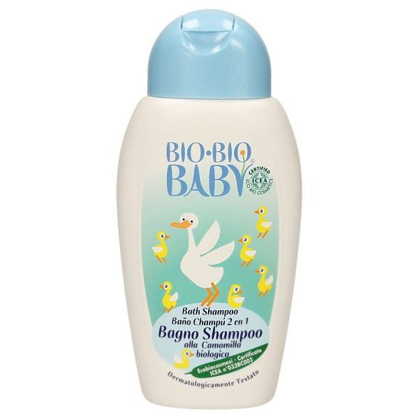 BIO BIO BABY Bagno Shampoo