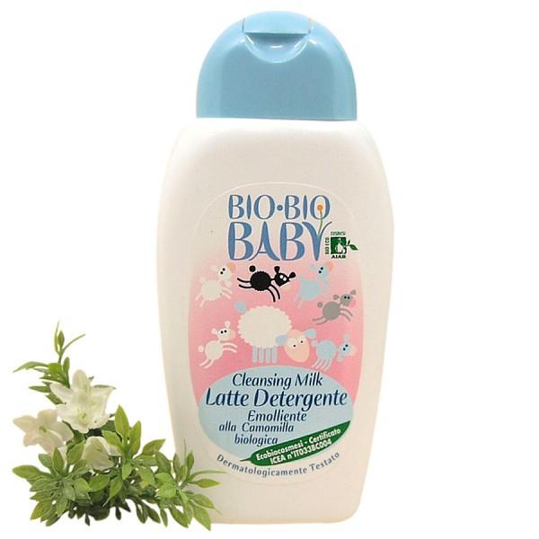BIO BIO BABY Latte Detergente
