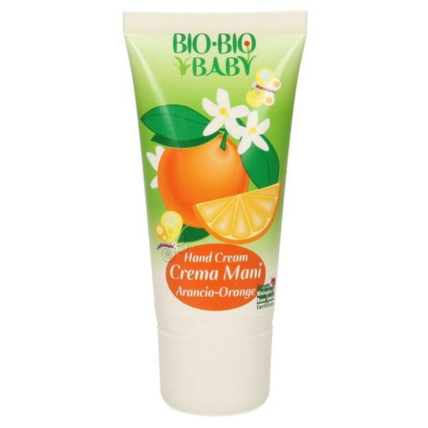 BIO BIO BABY Crema Mani Arancio 40ml