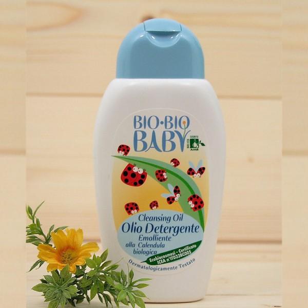 BIO BIO BABY Olio Detergente Emolliente