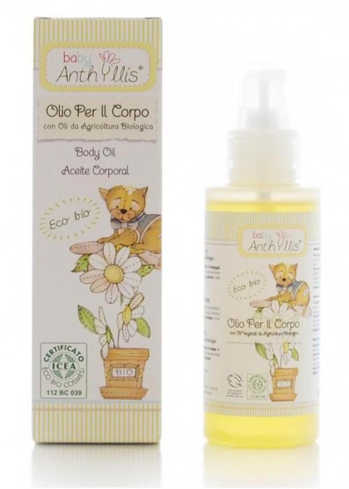 Pierpaoli - Baby Anthyllis - Olio per il Corpo