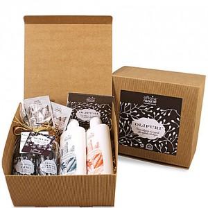 Officina Naturae - Olipuri - Gift Box Capelli Splendenti