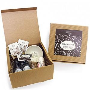 Officina Naturae - Olipuri - Gift Box Mani Vento e Freddo