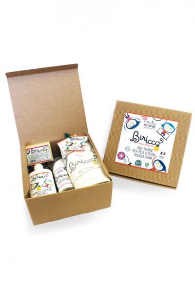 Officina Naturae - Biricco - Gift Box Prime Coccole