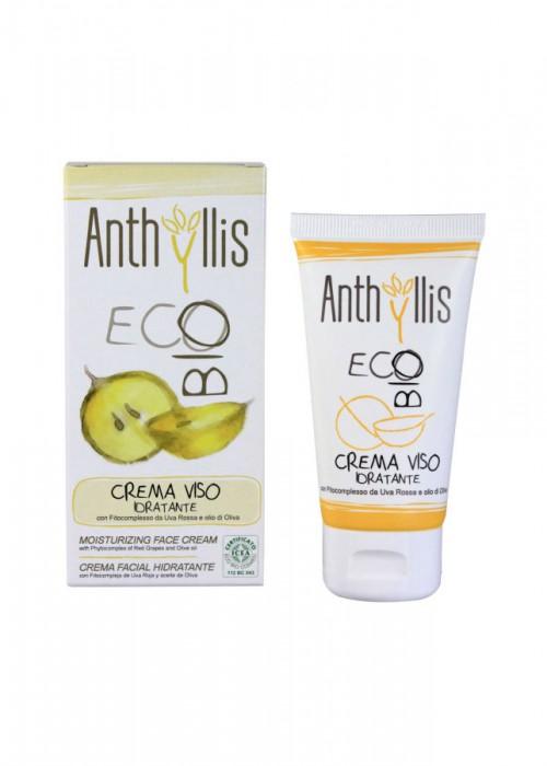 Pierpaoli - Anthyllis ECO BIO - Crema Viso Idratante