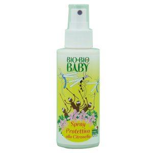 BIO BIO BABY Spray Protettivo alla Citronella
