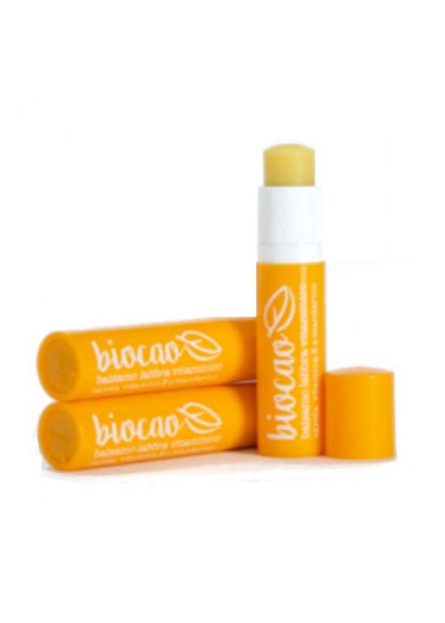La Saponaria - Biocao balsamo labbra vitaminico