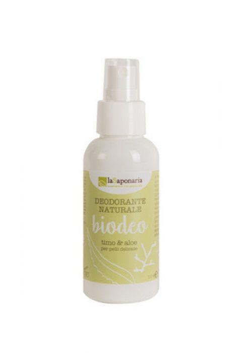 La Saponaria - Deodorante Naturale Biodeo