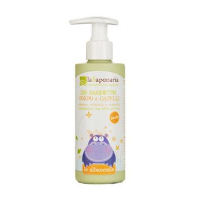 la-saponaria-le-albicoccole-bio-bagnetto-corpo-capelli