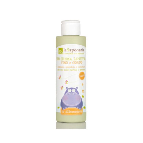 La Saponaria - Le Albicoccole - Crema Lenitiva