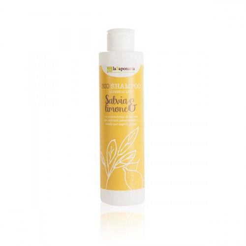 La Saponaria - Bio Shampoo Salvia e Limone