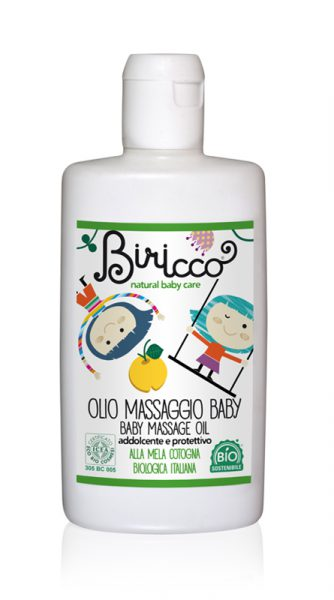 Officina Naturae - Biricco Olio Massaggio Baby