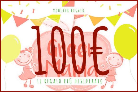 Voucher Regalo 100€