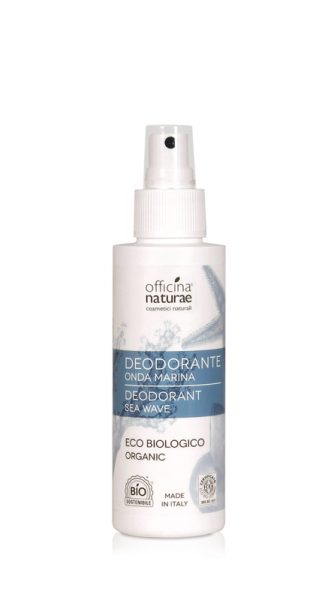 Officina Naturae - Innovativi - Deodorante Onda Marina