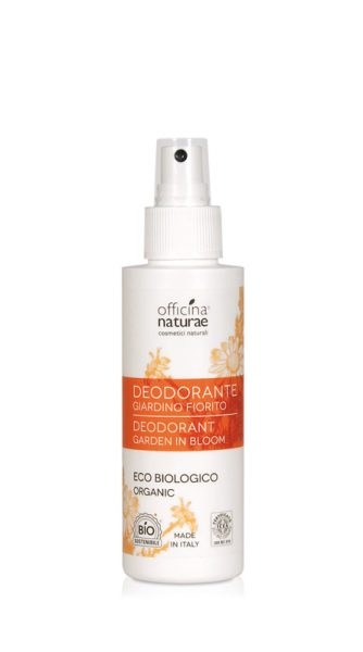 Officina Naturae - Innovativi - Deodorante Giardino Fiorito