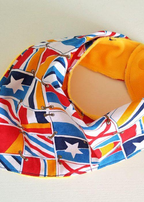 Bavaglino Bandana Handmade Flags