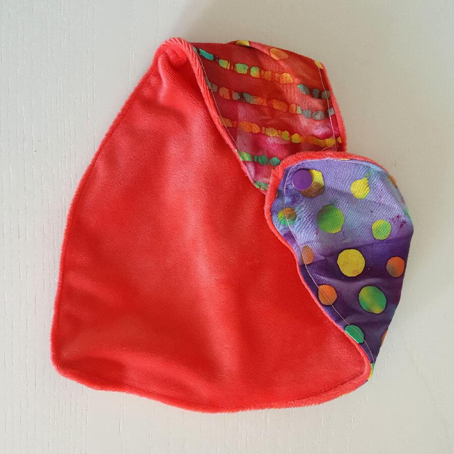 bandana-bib-handmade-pink-batik-retro