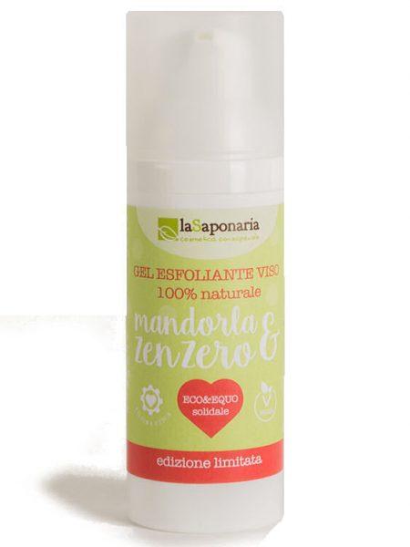 La Saponaria - Gel esfoliante viso