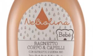 nebiolina-bebé-bagnetto-corpo-capelli