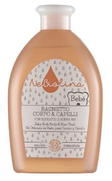 Nebiolina Bebé - Bagnetto Corpo e Capelli