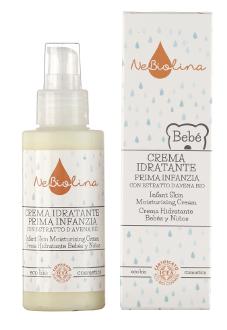 Nebiolina Bebé - Crema idratante