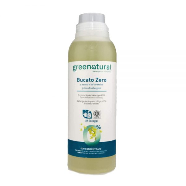 GreenNatural - Bucato ZERO