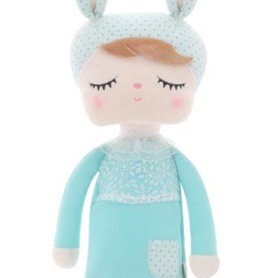 Metoo Eu - Angela Bunny Doll 30 cm Azzurra