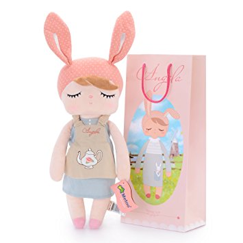 Metoo Eu - Angela Retro Bunny Doll 30