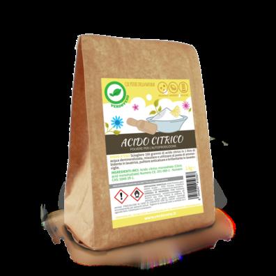 Verdevero - Acido Citrico 1kg