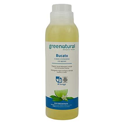 GreenNatural - Bucato agli AGRUMI 1L