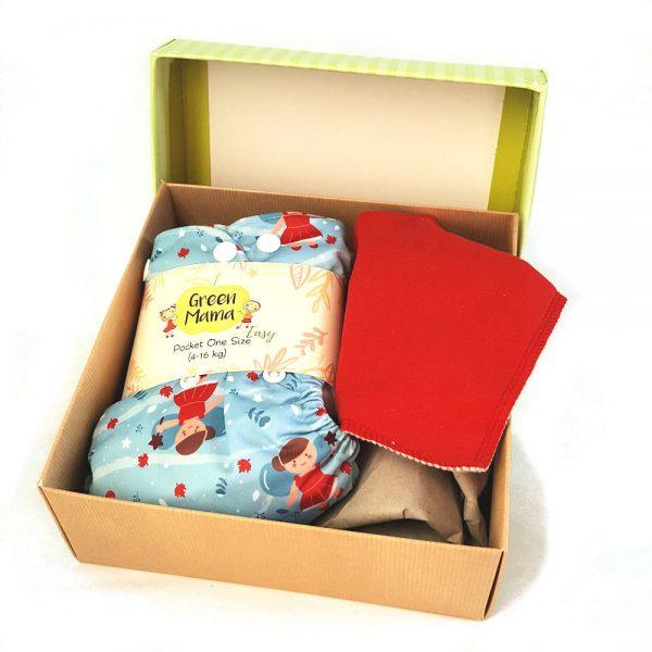 Green Mama - BOX REGALO FAIRIES