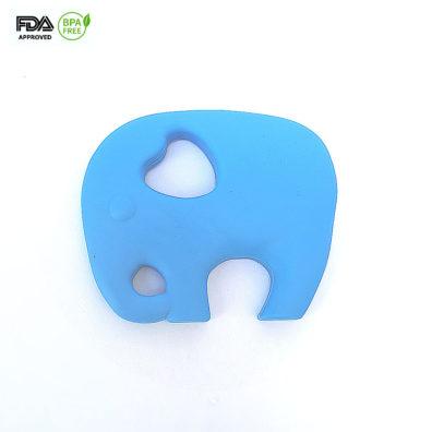 ZELBA - Dentaruolo Elefante Azzurro