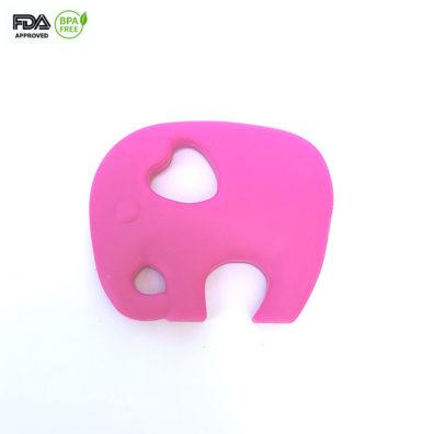 ZELBA - Dentaruolo Elefante Fucsia