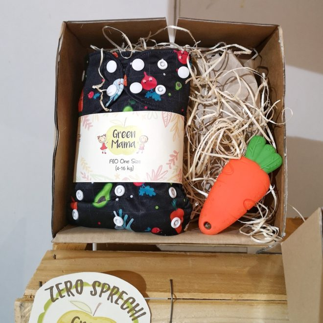 BOX REGALO VEGGIES & DENTARUOLO