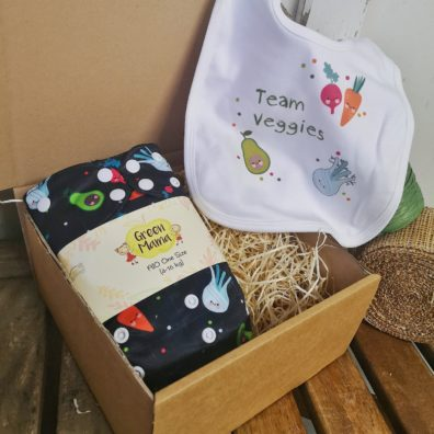 BOX REGALO VEGGIES & BAVAGLINO