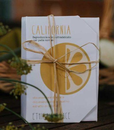 California Bagno e crema doccia solido per pelli normali
