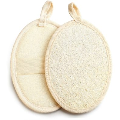 Pad esfoliante in Loofah naturale