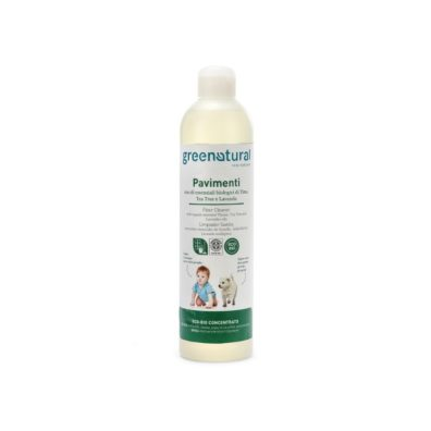 GreenNatural PAVIMENTI IGIENE - Lavanda, Timo & Tea Tree - ecobio - 500 ml