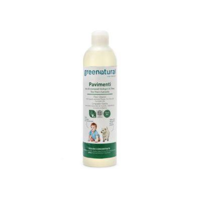 GreenNatural PAVIMENTI IGIENE - Lavanda, Timo & Tea Tree - ecobio - 500 ml