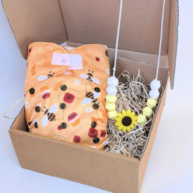 box regalo bee kind