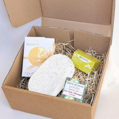 box regalo zero waste