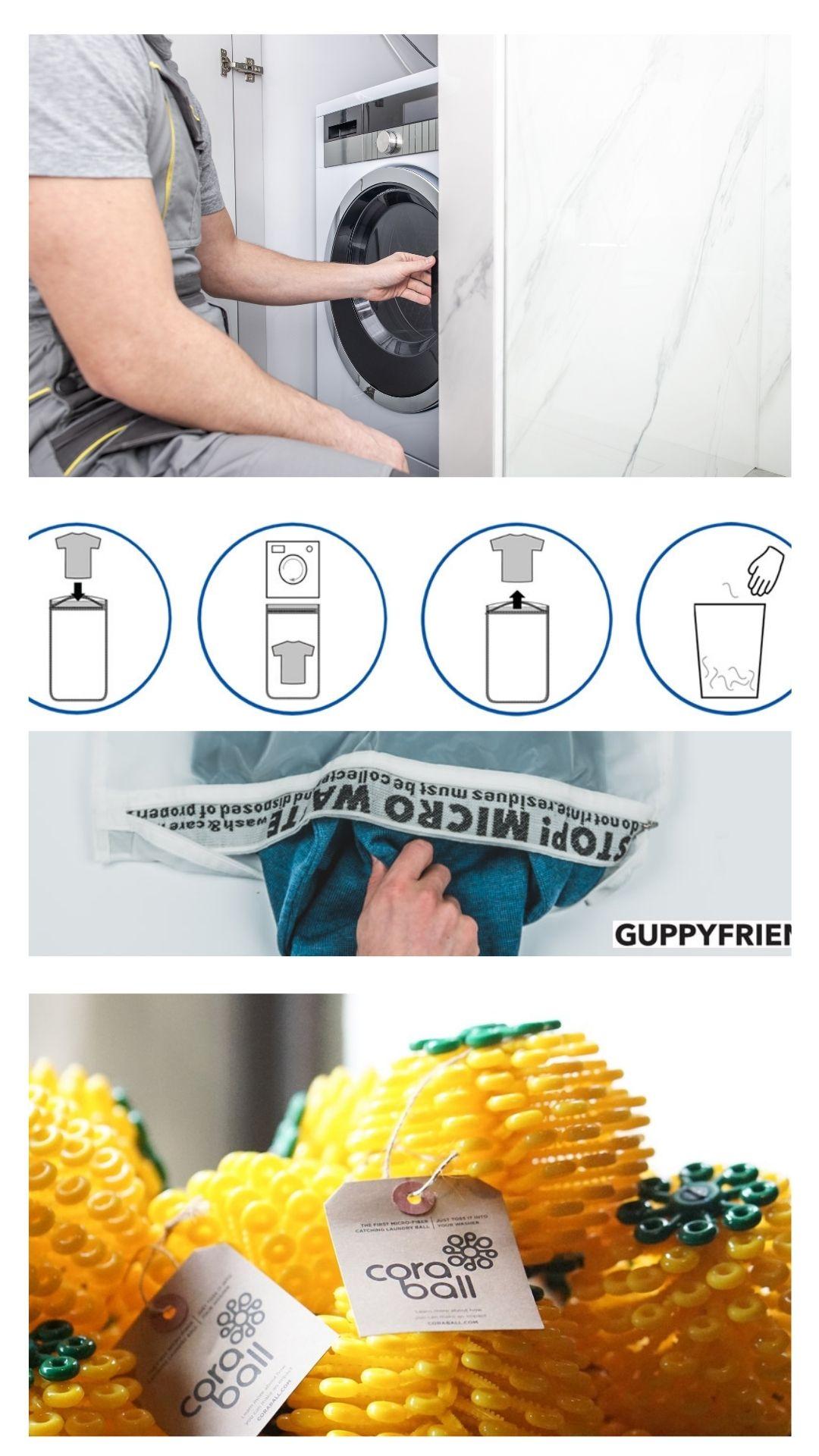 Microplastiche e pannolini lavabili