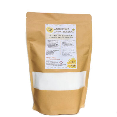 green mama acido citrico 1kg