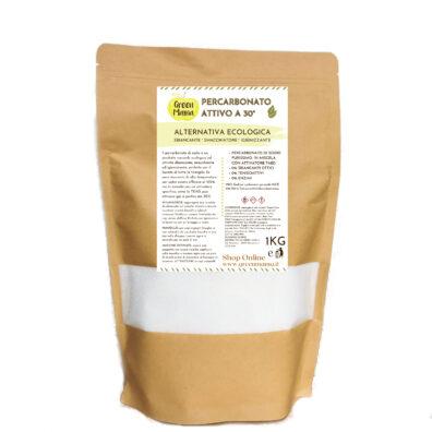 green mama percarbonato con attivatore 1kg
