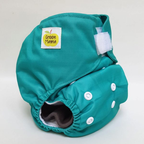 Green Mama - EASY VELCRO Pocket Reef