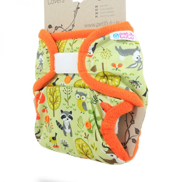 Petit Lulu - SIO Complete VELCRO Forest Animals